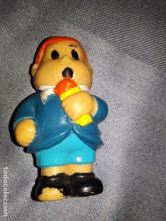 Figuras de Goma y PVC: ANTIGUAS FIGURAS MAFALDA Y TOBY TAPIA (SIN MARCA FABRICANTE, NI AÑO) - Foto 5 - 263054005