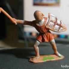Figure di Gomma e PVC: JECSAN CRUZADO MEDIEVAL FIGURA PLASTICO. Lote 263056305