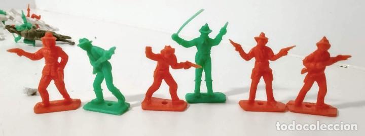 Figuras de Goma y PVC: Gran surtido indios y vaquero minioeste comansi . Años 70/80 - Foto 11 - 263083910