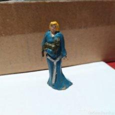 Figuras de Goma y PVC: FIGURA SIGRID CAPITAN TRUENO STEREOPLAST. Lote 263122295