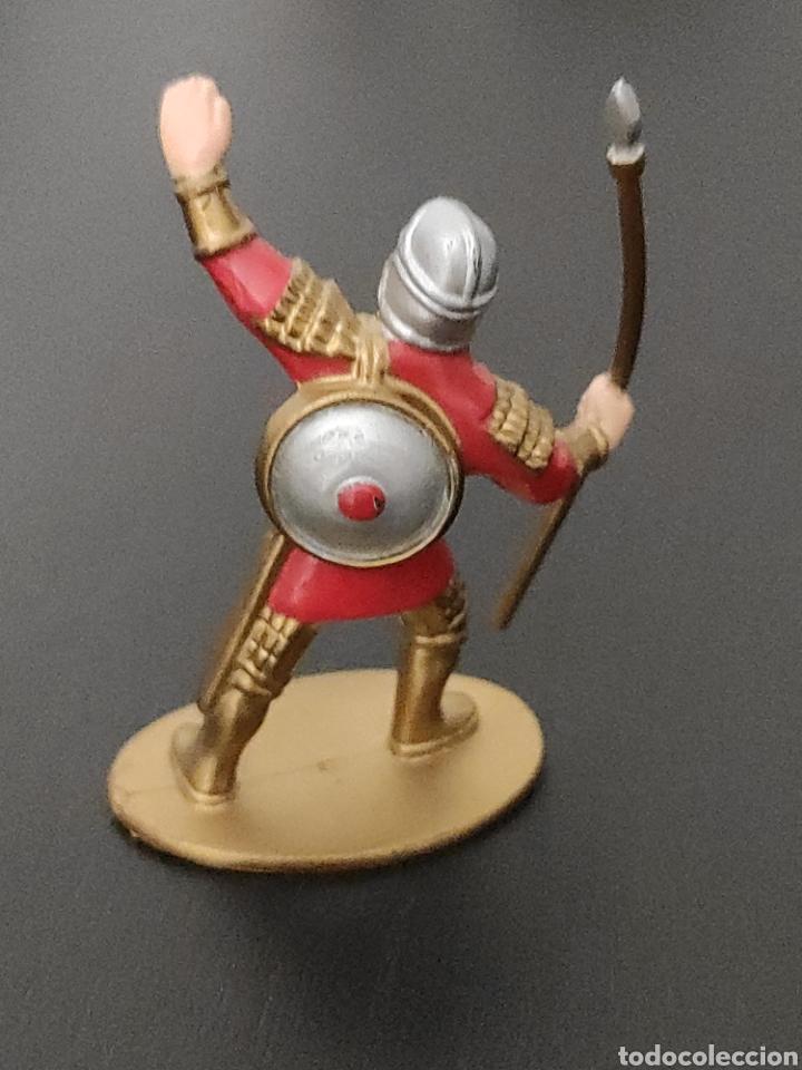 Figuras de Goma y PVC: Soldado romano sin marca 6 cm. - Foto 2 - 263160990