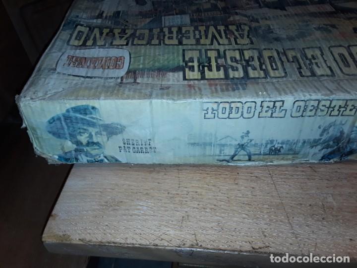 Figuras de Goma y PVC: Comansi fuerte, todo el oeste americano, ref 222, caja grande. - Foto 23 - 160807646