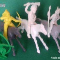 Figuras de Goma y PVC: FIGURAS Y SOLDADITOS DE 6 CTMS- 13666. Lote 263228715