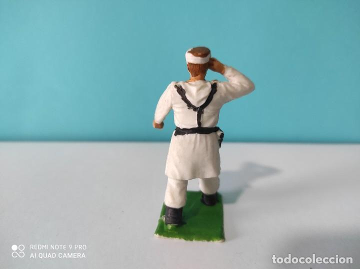 Figuras de Goma y PVC: REAMSA LOTE 2 FIGURAS SERIE DESFILE MONTAÑA - Foto 10 - 263240495