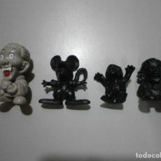 Figuras de Goma y PVC: LOTE DE FIGURAS DUNKIN ??. Lote 263247730