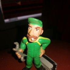 Figuras de Goma y PVC: FIGURA PVC MECANICO COMIC SPAIN. Lote 263285300