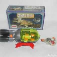 Figuras de Goma y PVC: COMANDOS DEL ESPACIO - COMAN BOYS - AERONAVE, NAVE ESPACIAL COMANSI, SPACE TOY, A ESTRENAR.. Lote 263635440