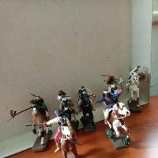 Figuras de Goma y PVC: APACHES REAMSA. Lote 263727770