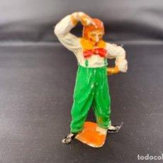 Figuras de Goma y PVC: ARCHER CIRCO PAYASO TIPO JECSAN REAMSA. Lote 264198000