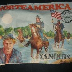 Figure di Gomma e PVC: MONTAPLEX 110 NORTEAMERICA YANQUIS. Lote 264238148
