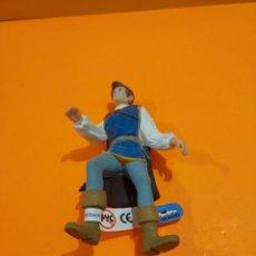Figuras de Goma y PVC: FIGURA DEL PRINCIPE VALIENTE....P.V.C. BULLYLAND... Lote 264310076