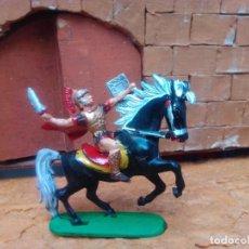 Figuras de Borracha e PVC: ROMANO Y CABALLO LAFREDO. Lote 264357099