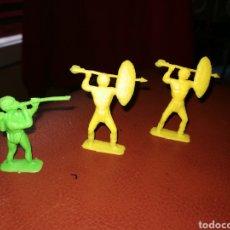 Figuras de Goma y PVC: FIGURAS DUNKIN. Lote 264433154