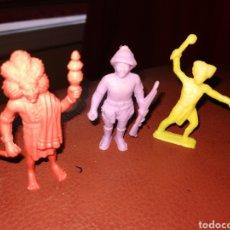 Figuras de Goma y PVC: FIGURAS DUNKIN. Lote 264433479