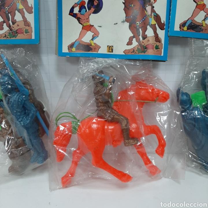 Figuras de Goma y PVC: Lote romanos pipero kiosko FER - Foto 3 - 264437174