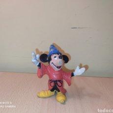 Figuras de Goma y PVC: FIGURA MICKEY MOUSE FANTASIA MAGO EL APRENDIZ DE BRUJO COMICS SPAIN PVC WALT DISNEY. Lote 265155914
