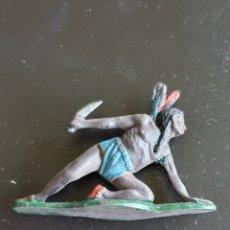 Figuras de Borracha e PVC: FIGURA GOMA TEIXIDO TIPO REAMSA PECH LAFREDO. Lote 265410259