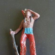 Figuras de Borracha e PVC: FIGURA GOMA TEIXIDO TIPO PECH REAMSA LAFREDO. Lote 265410444