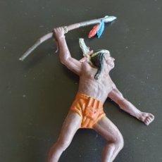 Figuras de Borracha e PVC: FIGURA GOMA TEIXIDO TIPO PECH REAMSA LAFREDO. Lote 265411404