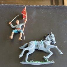Figuras de Borracha e PVC: FIGURA CONFEDERADO PECH JECSAN REAMSA. Lote 265412069