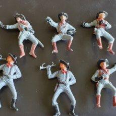Figuras de Borracha e PVC: FIGURAS CONFEDERADO PECH REAMSA JECSAN LAFREDO. Lote 265413254