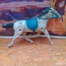 Figuras de Goma y PVC: CABALLO DE CARRETA DE REAMSA. Lote 265546789