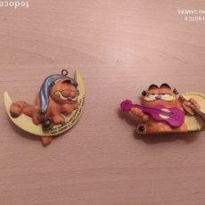 Figuras de Goma y PVC: FIGURA GATO GARFIELD BULLY WEST GERMANY AÑOS 80 PVC (PRECIO UNIDAD). Lote 115064027