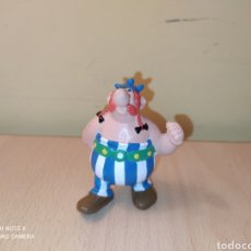 Figuras de Goma y PVC: FIGURA ASTERIX OBELIX COMICS SPAIN PVC AÑOS 80 ALDEA GALA. Lote 265765754