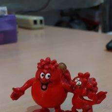 Figuras de Goma y PVC: GLOBULO ROJO PVC, CÓMICS SPAIN. Lote 265823664