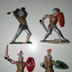 Figuras de Goma y PVC: REAMSA MEDIEVAL. Lote 265943548