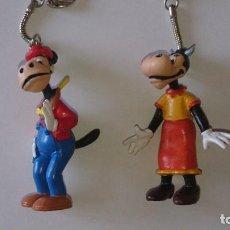Figuras de Borracha e PVC: HORACIO Y CLARABELLA COMICS SPAIN. Lote 265969703