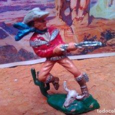 Figuras de Borracha e PVC: VAQUERO DE LAFREDO. Lote 266298858
