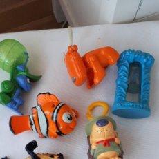 Figuras de Goma y PVC: FIGURAS DE JUGUETE VARIADAS. Lote 266328603