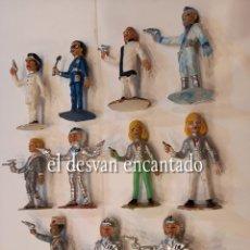 Figurines en Caoutchouc et PVC: THUNDERBIRDS. LOTE FIGURAS ORIGINALES EN MUY BUEN ESTADO. VER FOTOS. Lote 266846914