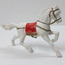 Figuras de Goma y PVC: CABALLO ROMANO . REALIZADO POR REAMSA . ORIGINAL AÑOS 60. Lote 267328234