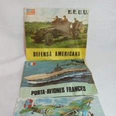 Figuras de Goma y PVC: SOBRES SORPRESA DE ANTIGUOS MONTAPLEX. Lote 267328579