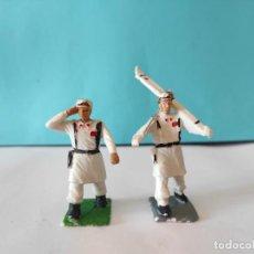 Figuras de Goma y PVC: REAMSA LOTE 2 FIGURAS SERIE DESFILE MONTAÑA. Lote 263240495