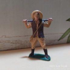 Figuras de Goma y PVC: FIGURA SERIE KUNG FU DAVID CARRADINE. Lote 267466239