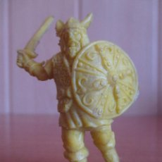Figuras de Borracha e PVC: FIGURA ANTIGUA VIKINGO PIPERO O COMANSI ( PECH , JECSAN , REAMSA , COMANSI , ETC). Lote 267497254