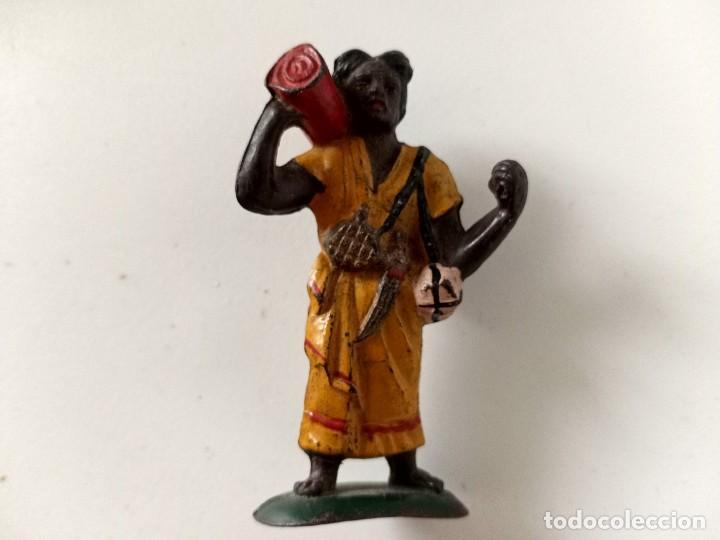 FIGURA PORTEADOR SAFARI TARZÁN MAIRZA (Juguetes - Figuras de Goma y Pvc - Arcla)