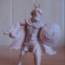 Figuras de Goma y PVC: FIGURA ANTIGUA SOLDADO ARABE ( PECH , JECSAN , REAMSA , PIPERO , COMANSI , ETC). Lote 267497994