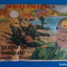 Figuras de Goma y PVC: SOBRE LLENO DE MONTA MAN MONTAPLEX GRUPO DE COMBATE MIRAR FOTOS LOTE 2. Lote 267613904