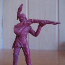 Figuras de Goma y PVC: FIGURA ANTIGUA INDIO OESTE , PIPERO ( PECH , JECSAN , REAMSA , COMANSI , ETC). Lote 267617724