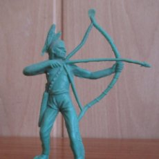 Figuras de Goma y PVC: FIGURA ANTIGUA INDIO OESTE , PIPERO ( PECH , JECSAN , REAMSA , COMANSI , ETC). Lote 267618519