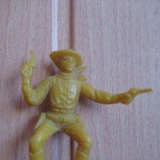 Figuras de Goma y PVC: FIGURA ANTIGUA VAQUERO OESTE , PIPERO ( PECH , JECSAN , REAMSA , COMANSI , ETC). Lote 267619464