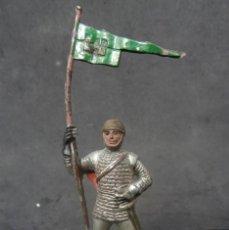 Figuras de Borracha e PVC: REAMSA CRUZADOS MEDIEVAL REF 132 GOMA. Lote 267668959