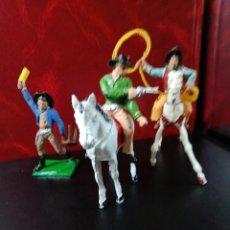 Figuras de Goma y PVC: COW BOYS LAFREDO. Lote 267674804