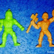 Figure di Gomma e PVC: LOTE FIGURAS DUNKIN MASTERS DEL UNIVERSO PHOSKITOS. Lote 267688109
