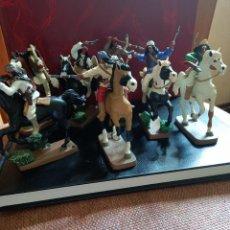 Figuras de Goma y PVC: APACHES REAMSA GERONIMO. Lote 267777659