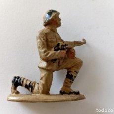 Figuras de Goma y PVC: FIGURA SOLDADO RUSO PECH HNOS. Lote 268756904